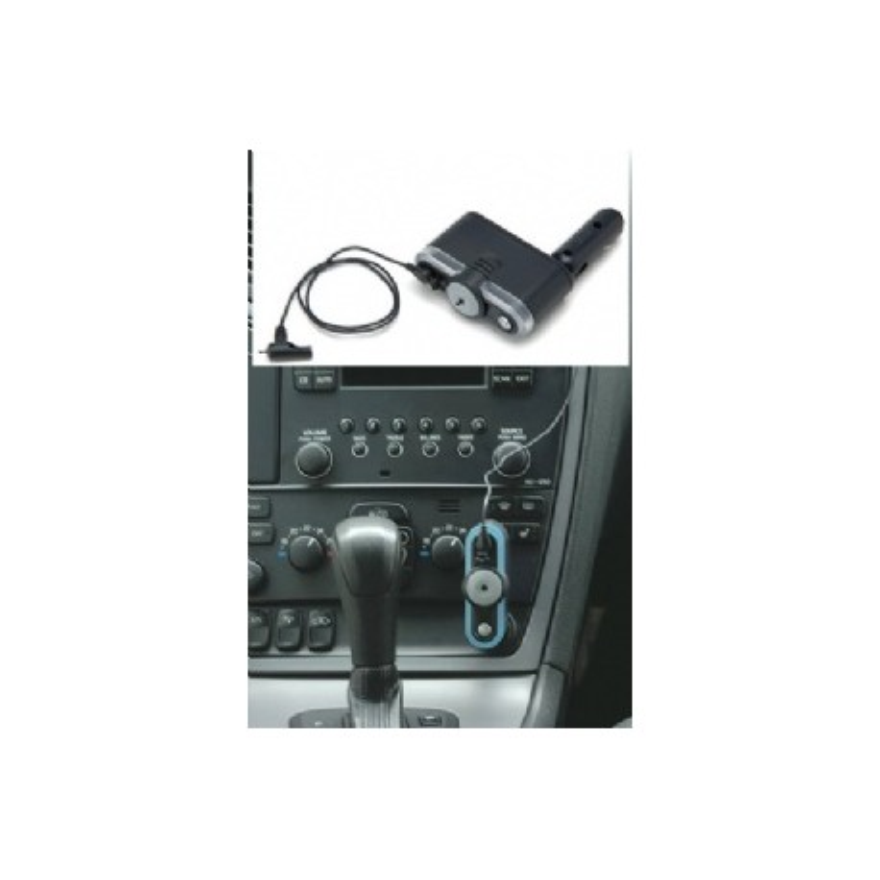 AirTamer A400 Negativa joner i bilen