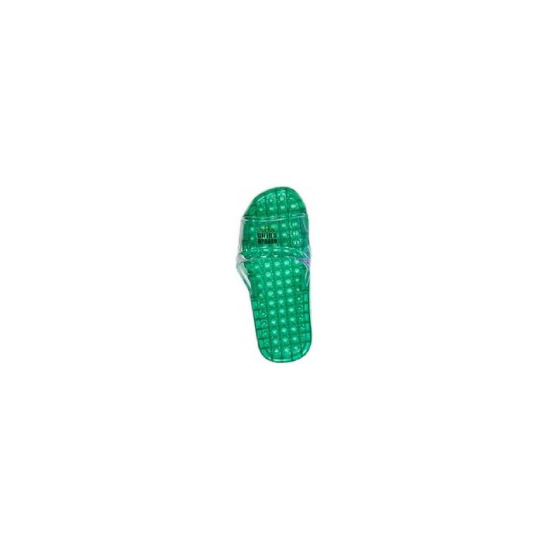 Massagetofflor grön 38-39