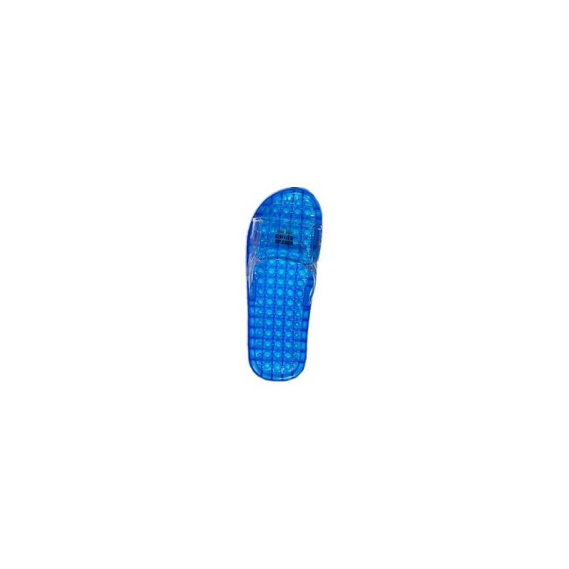 Massagetofflor blå 40-41