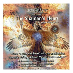 Shamans Heart med Hemi-Sync® CD