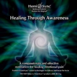 Healing Through Awareness CD