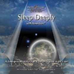 Sleep Deeply with Hemi-Sync® CD