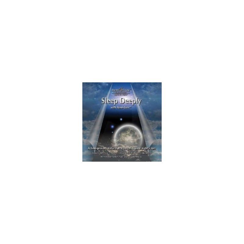 Sleep Deeply with Hemi-Sync® CD