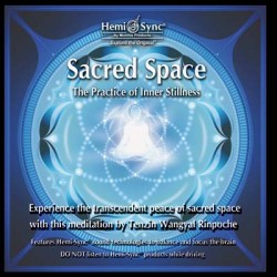 Sacred Space The Practice of Inner Stillness med Hemi-Sync® CD