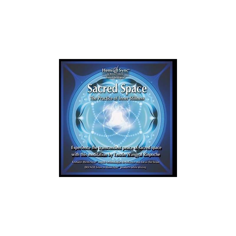 Sacred Space The Practice of Inner Stillness med Hemi-Sync® CD