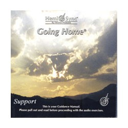 Going Home Support CD Album