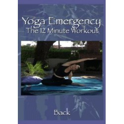 Yoga Emergency 12 Minute Back