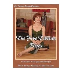 Five Tibetan Rites DVD