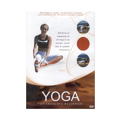 Yoga for Absolute Beginners (DVD)