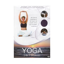 Yoga 3 In 1 Workout (DVD)