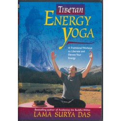 Tibetan Energy Yoga DVD