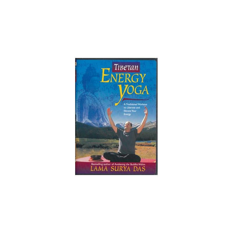 Tibetan Energy Yoga DVD