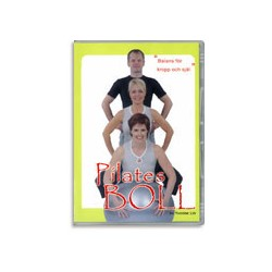 Pilatesboll (DVD)