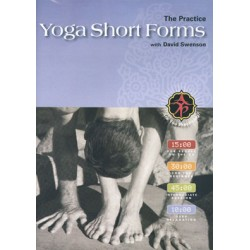 Yoga Short Forms with David Swenson DVD