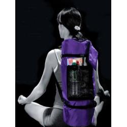 Yopa Delux Yoga Ryggsäck Purple
