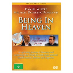 Being in Heaven DVD 2 disc special edition