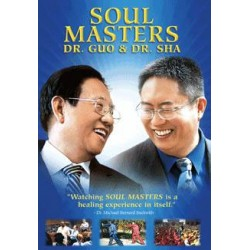 Soul Masters Dr Guo and Dr Sha DVD