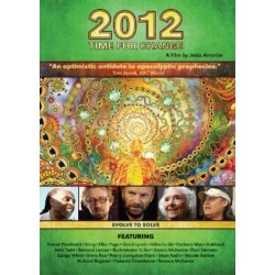 2012 Time For Change DVD