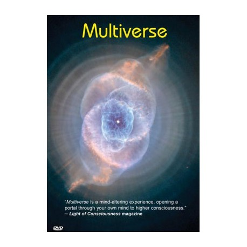 Multiverse Ambiance - Meditation - Relaxation DVD