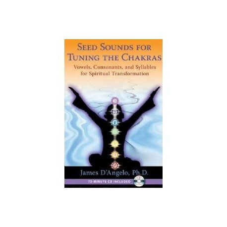 Seed Sounds For Tuning The Chakras bok och CD