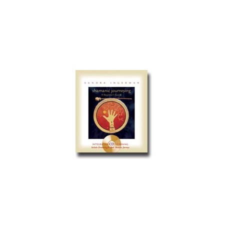 Shamanic journeying bok & CD