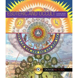 Esoteric and Occult Art CD-ROM AND BOOK