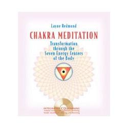 Chakra Meditation bok och CD