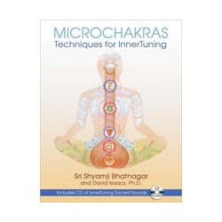 Microchakras Techniques For Inner Tuning Bok & CD