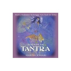 Sounds of Tantra Mantra Meditation Techniques (2 CD)