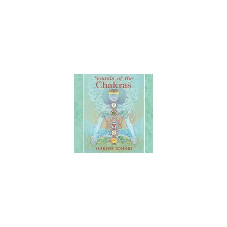 Sounds Of The Chakras CD