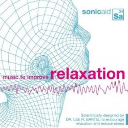 Sonic-Aid Music to Improve relaxation CD