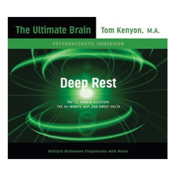 Ultimate Brain CD Deep Rest