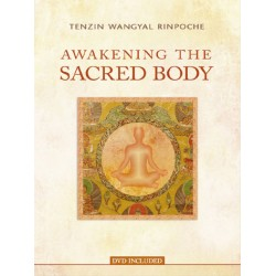 Awakening the Sacred Body bok & DVD