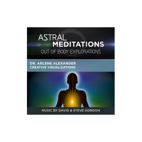 Astral meditation Out Of Body Explorations CD