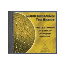 Lucid dreaming The Basics (CD)