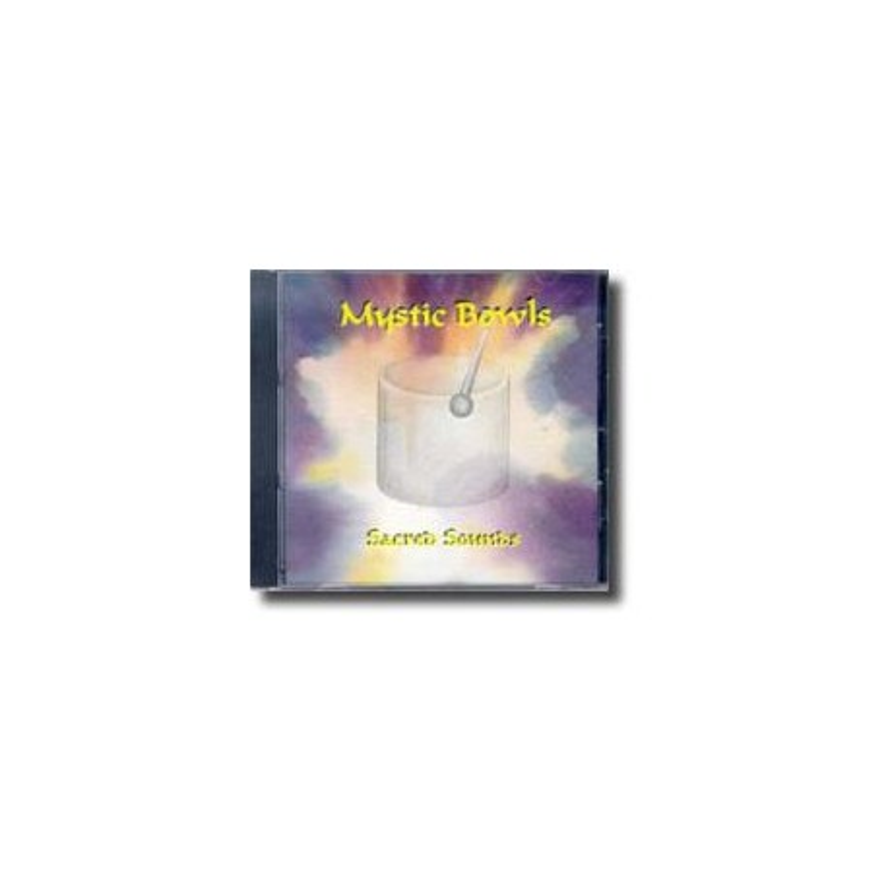 MYSTIC BOWLS: Sacred Sounds (CD)