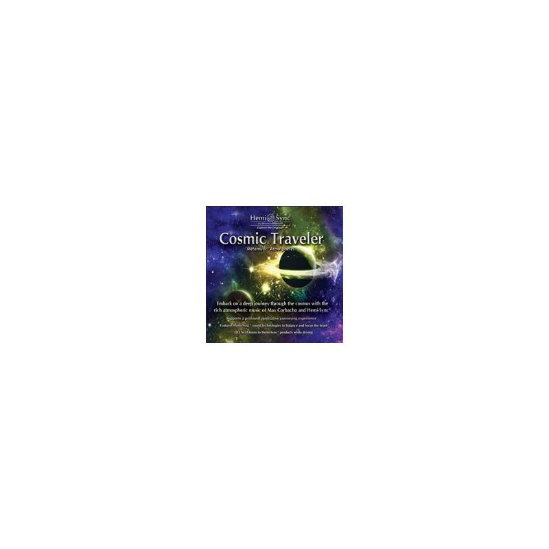 Cosmic Traveler CD