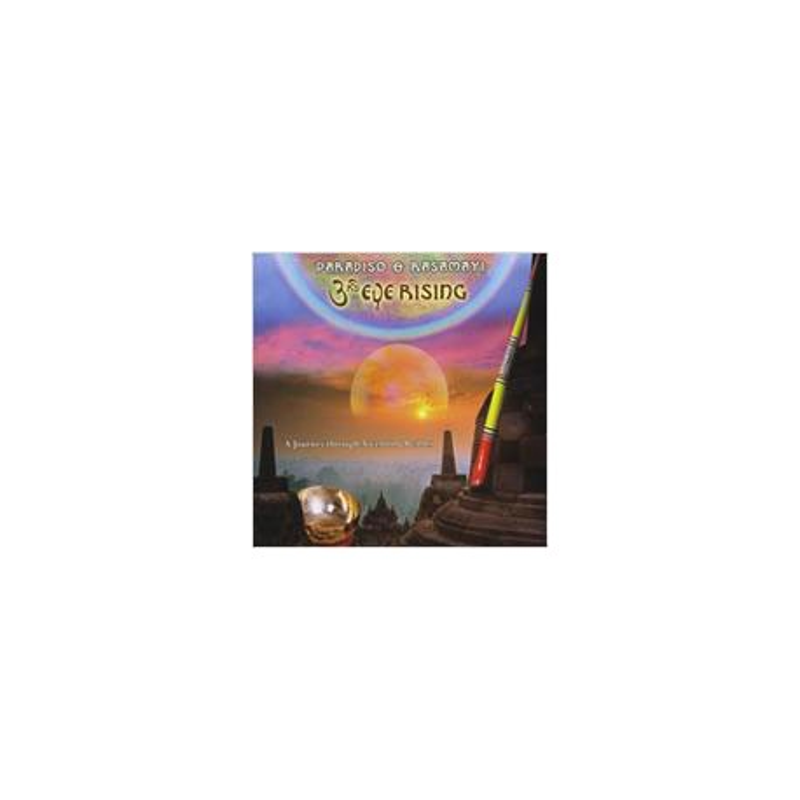3rd Eye Rising CD