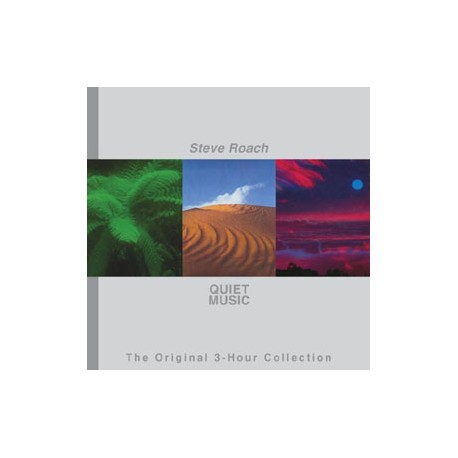 Quiet Music The Original 3 Hour Collection (3 CD set)