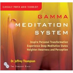 Gamma meditation system 2CD