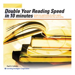 Double Your Reading Speed in 10 Minutes CD