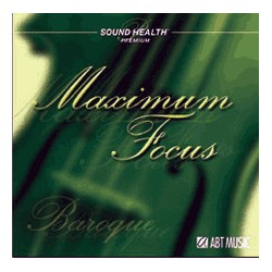 Maximum Focus CD