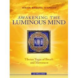 Awakening the Luminous Mind bok & CD