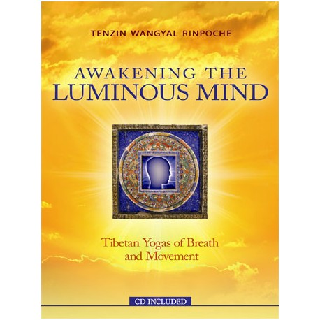 Awakening the Luminous Mind bok & CD