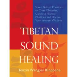 Tibetan Sound Healing bok & CD