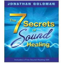 7 Secrets of sound healing bok & CD
