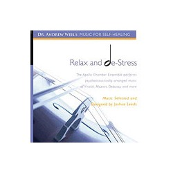 Relax and De-Stress CD