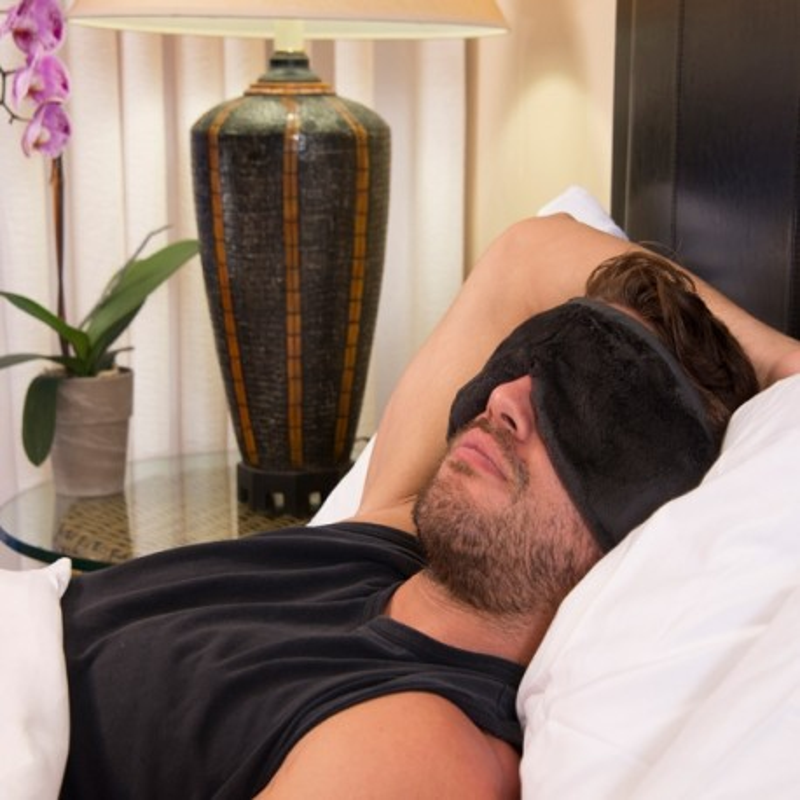 Total Sleep Mask System Man