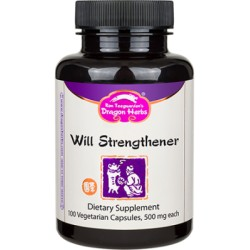 Dragon Herbs Will Strengthener