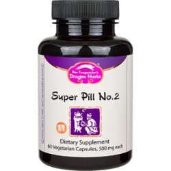 Dragon Herbs Ron Teeguardens Super Pill No 2